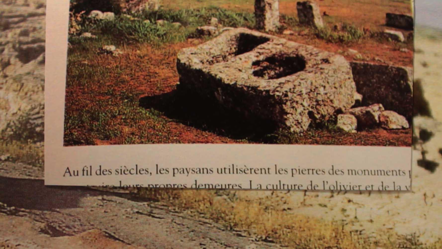 <em>Les Pierres des monuments</em>, 2015 <br>HD vidéo  <br>6:14 min