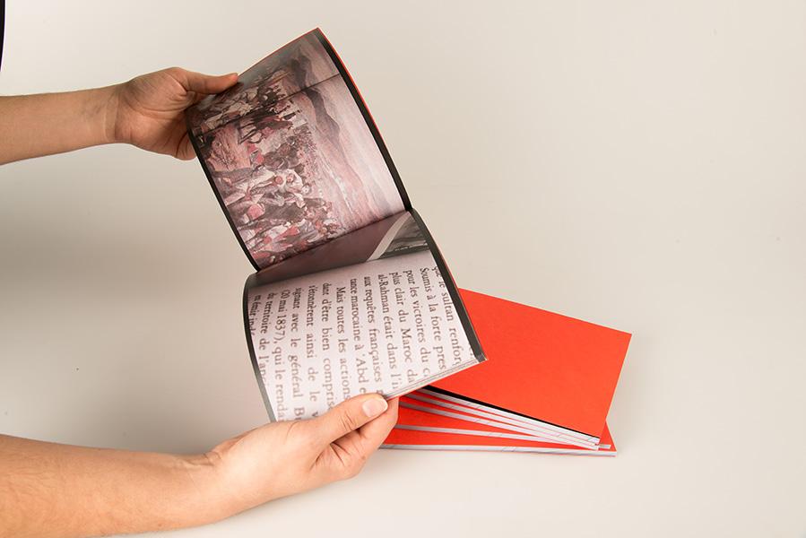 <em>Rif</em>, 2014  <br>24 x 16 cm  <br>édition tirée à 12 exemplaires