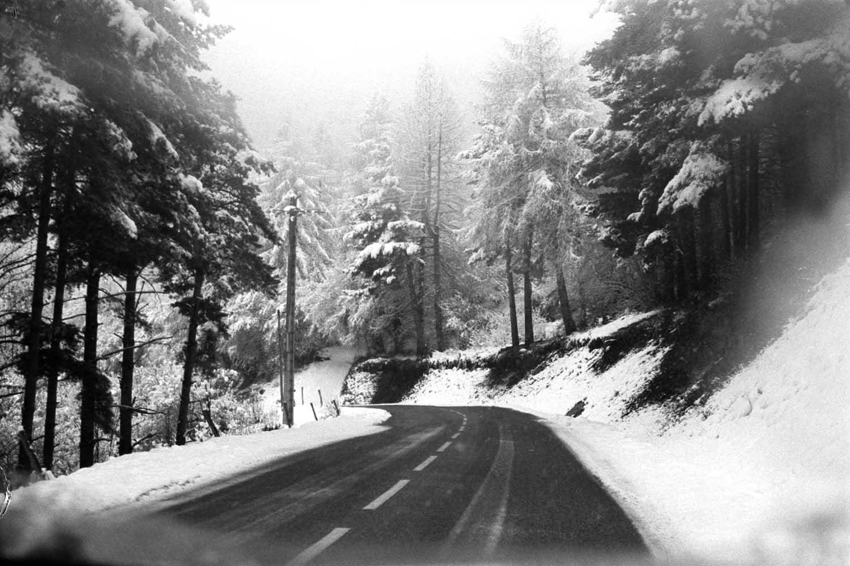 Mijanes, hiver 2013