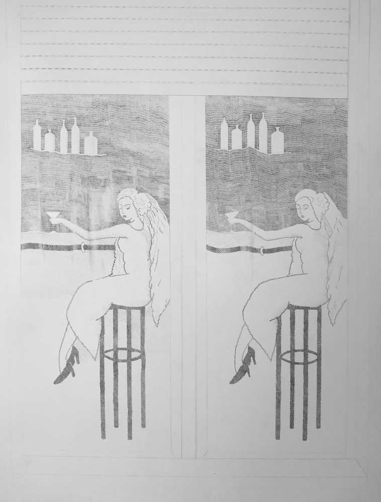 Néphéli Barbas - dessin