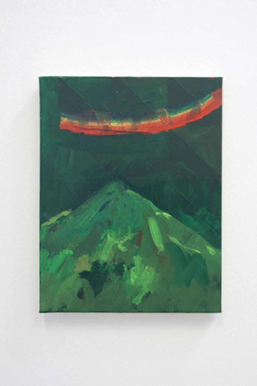 acrylique sur toile <br>30 x 40 cm