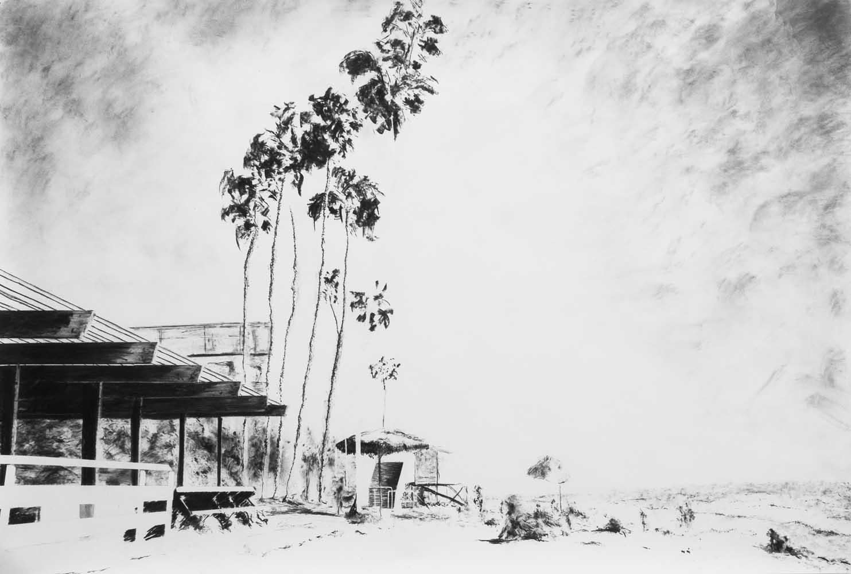 <em>San Clemente</em>, 2015 <br>2015 <br>145 x 210 cm