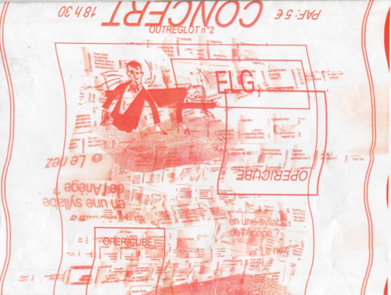 <em>Opericube</em>, 2015 <br>affiche du concert