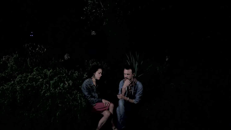 <em>Les Veilleurs</em>, 2014<br>vidéo (capture d'écran)